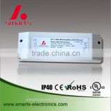 0-10V dimmable led driver 20W Constant Current UL,CUL,ROHS,CE certification                                                                         Quality Choice