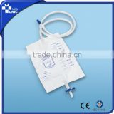 Urine Drainage Bag 2000ml,Adult Urine Collection Bag