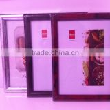 Wholesale cheap simple Polystyrene plastic photo frame