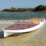 alibaba gold supplier best quality one person fishing boat sup stand up paddle board