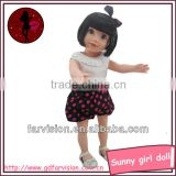 2014 hot sale baby girl doll with newborn baby dolls