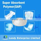 SAP FOR ABSORBENT DIAPER