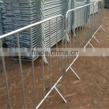 2016 hot sale queue control barrier fence / crowd barrier fence / pedestrian control fence