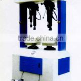 Low price professional soft pad sole attaching machine