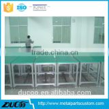 OEM aluminum industrial antistatic metal work bench                                                                         Quality Choice