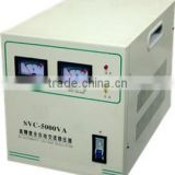 5kva SVC single phase high accuracy full automatic ac voltage stabilizers