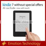 Amazon All-New Kindle 7 WiFi without special offers Wholesales Electronic Books reader Amazon Kindle 7
