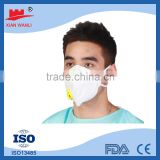 colorful tie on Hospital Products doctor funny face disposable surgical mask sale