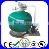 Jacuzzi swimming pool sand filter with pump