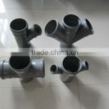 Company That Manufacture Plastic Pipe Fitting Injection Mould/Cross-Tube/Collapsible Core