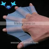 Silicone gloves swim palm,diving palm,swimming equipment