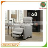New product Linen reclining chair office Leisure sofa furniture comfortable sofa HY-S8179