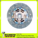 Car Auto Clutch Disc For Daihatsu Charade Cuore Wildcat Hijet 31250-87512 31250-87250 22400-A78B20 31250-87703 31250-87231