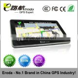 7 Inch Car GPS Navigation with Bluetooth, AV IN, Fm Window CE 4GB ,High quality,quick response,tv optional