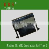 Separation Pad Tray2 for Brother MFC8460/8480/8860/8370 DCP8060 M7900 Separation Pad Printer Spare Parts