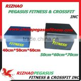 Soft- Foam Plyo Box-3 in 1 (40cm x 50cm x60cm)