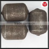 25x30mm hot rolling steel cylpebs for ball mill in gold mine