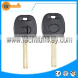 abs transponder car key shell with logo on both side with Toy48 blade for Lexus rx300 is250 rx350 gs300