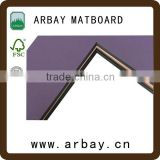 wholesale high quality and beautiful photo frame matboard in frame lampshade frame matboard