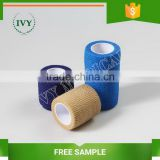 Low price new coming pu underwrap foam cohesive bandage