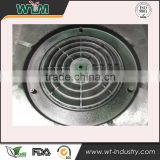 Household fan plastic mould plastic OEM injection Fan Nets Cover mold Customs Design by China Supplier