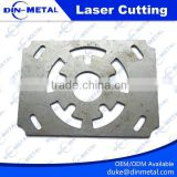 customized size laser cut pattern aluminium sheet