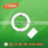 60W China style LVD energy saving induction circular tube with ballast