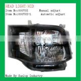 toyota spare parts #000703 Toyota hiace HID Head Light hiace headlamp headlight for hiace