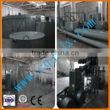 With CE/ISO certification Small-scale waste vehicle oil refinery for base oil ! ZSA China used oil filtration equipment