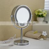 Hot sale beauty table decorative LED lighting hair salon mirrors makeup mirror as a gift