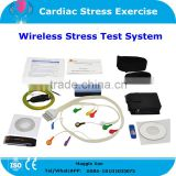 Treadmill automatic ECG Stress Test System PC based Wireless for Cardiac Stress Exercise with CE ISO approved