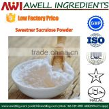 Bulk Sucralose with low factory price