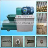 Wood charcoal machine / Fruit straw briquetting machine