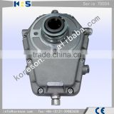 group 3 type 70004 farm tractor pto gearbox for hydraulic gear pump