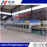 CE approved global training China Manufacturing Electric Flat/Bent Mini Glass Tempering Furnace