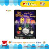 Halloween toys, Halloween Keychain, Diy painting toys with light and sound