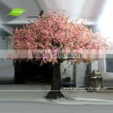 GNW BLS015 Pink Artificial Indoor Cherry Flower Trees Garden Landscaping Wedding Blossom Tree