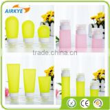Personal Care Silicone Shampoo Liquid Dispenser Bottle Great Travel Accessory