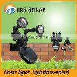 High quality solar spotlight