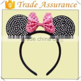 factory sale mickey minnie mouse headband