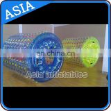 Factory Price PVC Inflatable Water Foam Roller, Inflatable Roller Ball & Inflatable Pool Floats