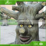 KAWAH new product amusement park shopping mall simulation talking tree for sale