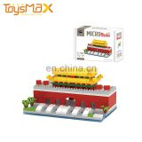 Top Selling Novel Abs Eco-Friendly Plastic Building Blocks