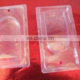 Plastic led blister packaging