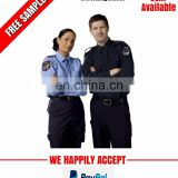 Custom logo design security guard uniform
