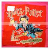 Bandanna with Harry Potter print