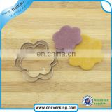 2016 customized flowers cookie cutters