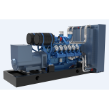 High quality reliability gas generator 400kw natural gas generator set price