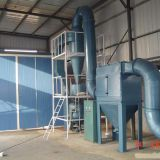 Honeycomb sandblasting room,Surface treatment equipment