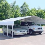 Hot Sale Used Metal Carports Sale Car Parking Shed Carport